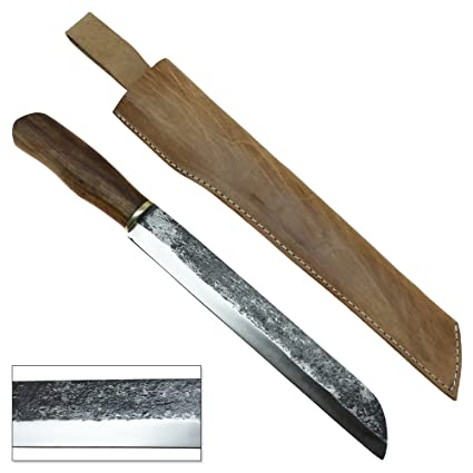 Amazon.com: sheepsfoot Acero de alto carbono Machete ...