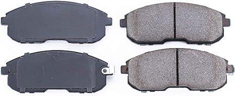 Power Stop 16-804 Z16 Evolution Front Ceramic Brake Pads
