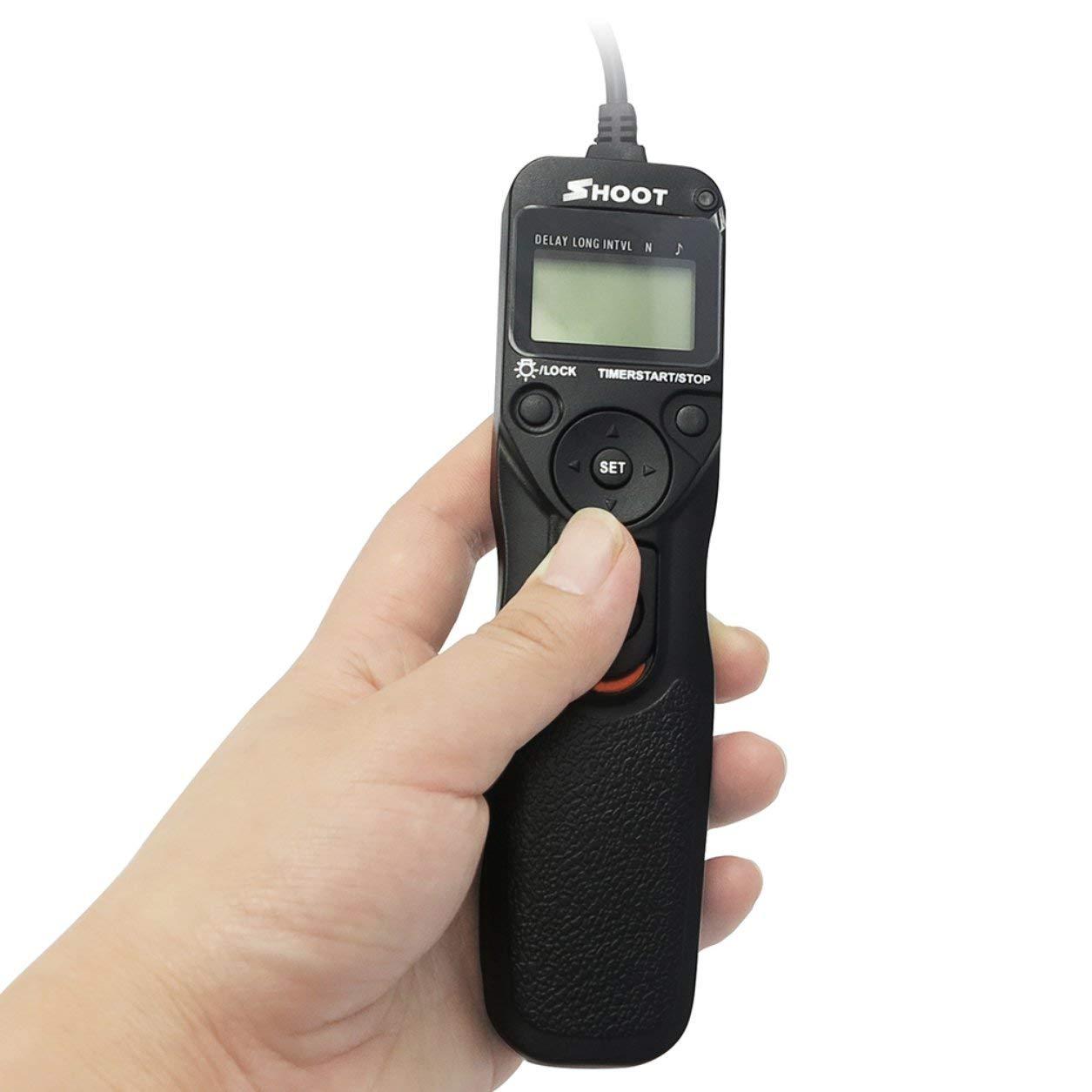 MC-DC2 Timer Remote Shutter MC//TC For Nikon D3100//D7000//D90//D600//D3200//D5000