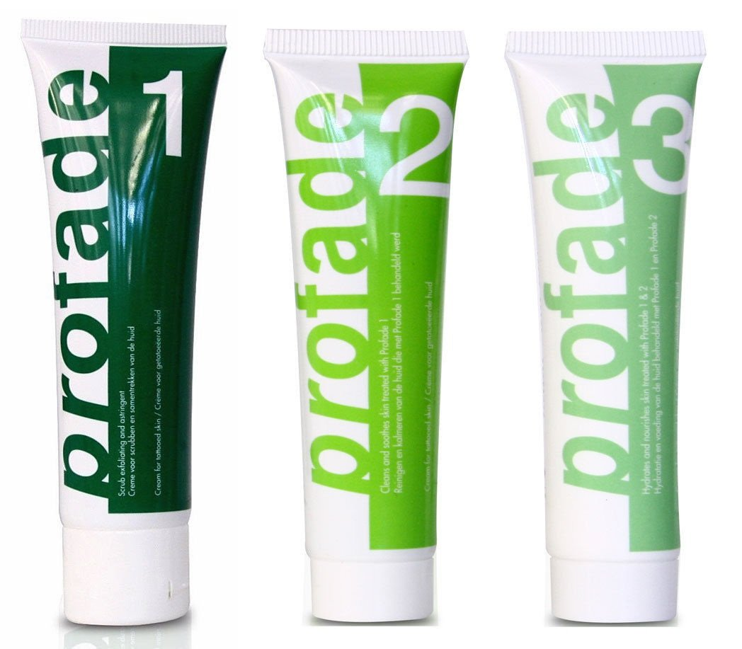 Amazon.com: Tattoo Removal Cream 3 Step Action: The Daily Use of ...