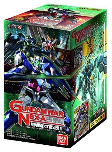 GUNDAM WAR NEX-A 10th edition booster pack
