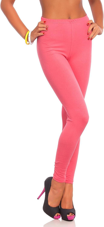 Coton Doux FUTURO FASHION Legging Long pour Femme Grandes Tailles