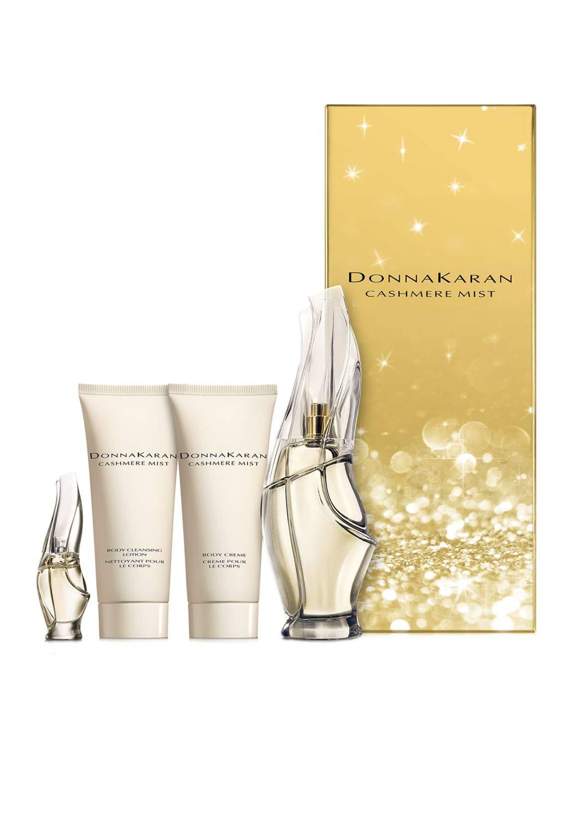 Donna Karan Cashmere Mist Essentials 4pc Set