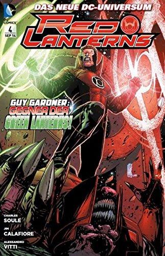 Red Lanterns: Bd. 4: Guy Gardners Zorn