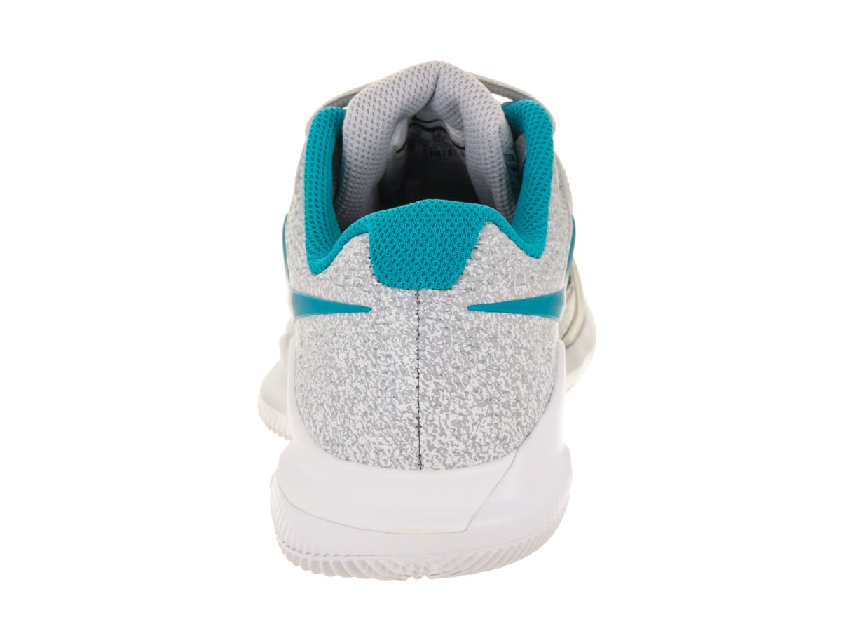NIKE Women's Air Zoom Vapor B0761YSKB3 X HC Tennis Shoes B0761YSKB3 Vapor 6 B(M) US|Wolf Grey/Blue Nebula/Hot Lava/White 9beb2c