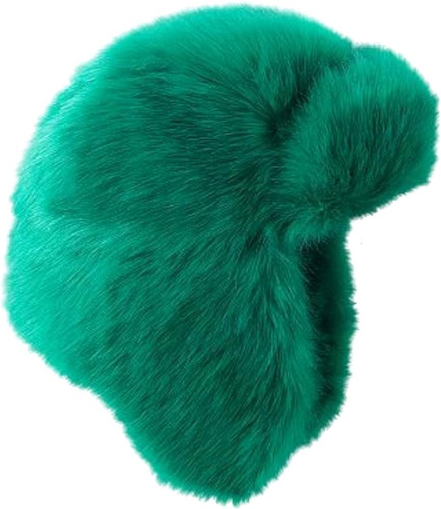 Fur Showerproof 1-3 GL076 Girls Hot Pink Trapper Hat