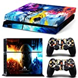 EBTY-Dreams Inc. - Sony Playstation 4 (PS4) - Uzumaki Naruto Anime Uchiha Sasuke Vinyl Skin Sticker Decal Protector