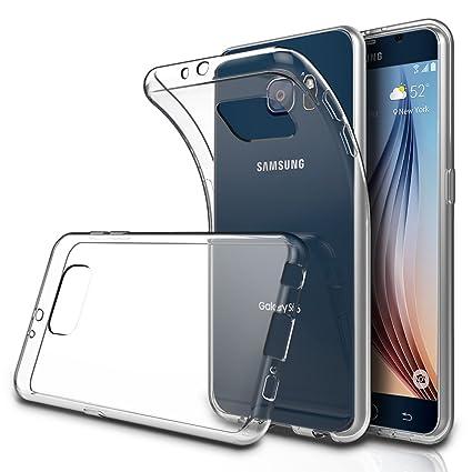 Simpeak Funda Compatible con Samsung Galaxy S6 5.1