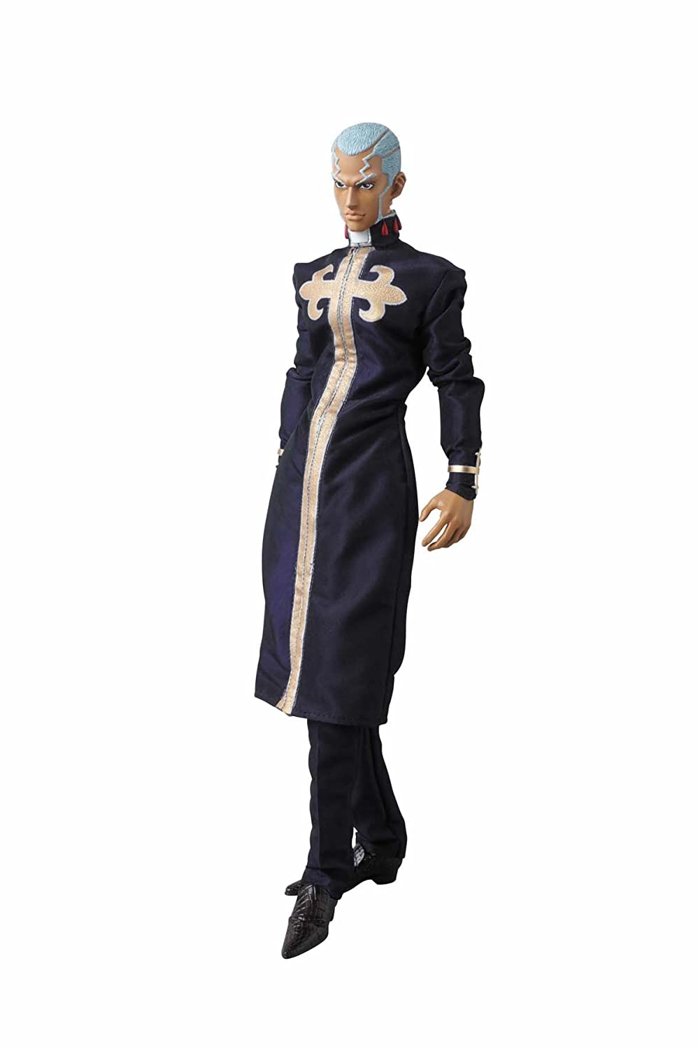 Real Action Heroes JoJo's Bizarre Adventure Enrico Pucci