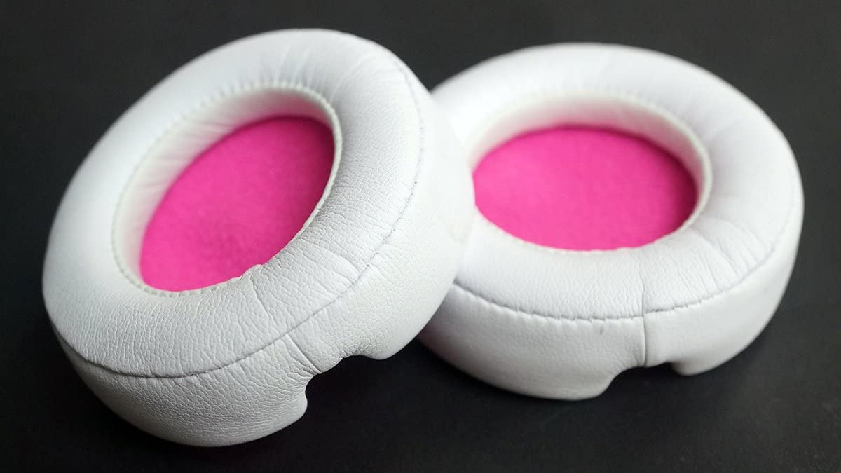 Amazon.com: Ear Pad de almohadillas para orejas Piel Cojín ...