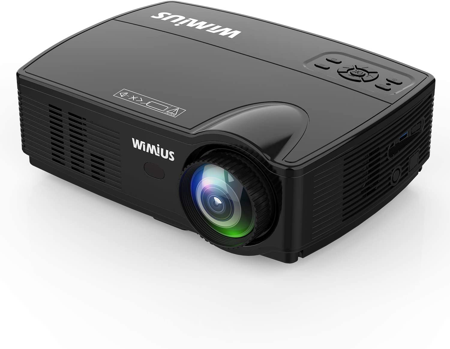 6. WiMius LED 1080p Projector
