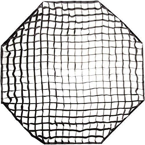 Fotodiox EZ Pro Octagon Softbox 48-Inch EggCrate - 50 Degree Grid, Each Grid Size: 2 x 2 x 1.5 Inch