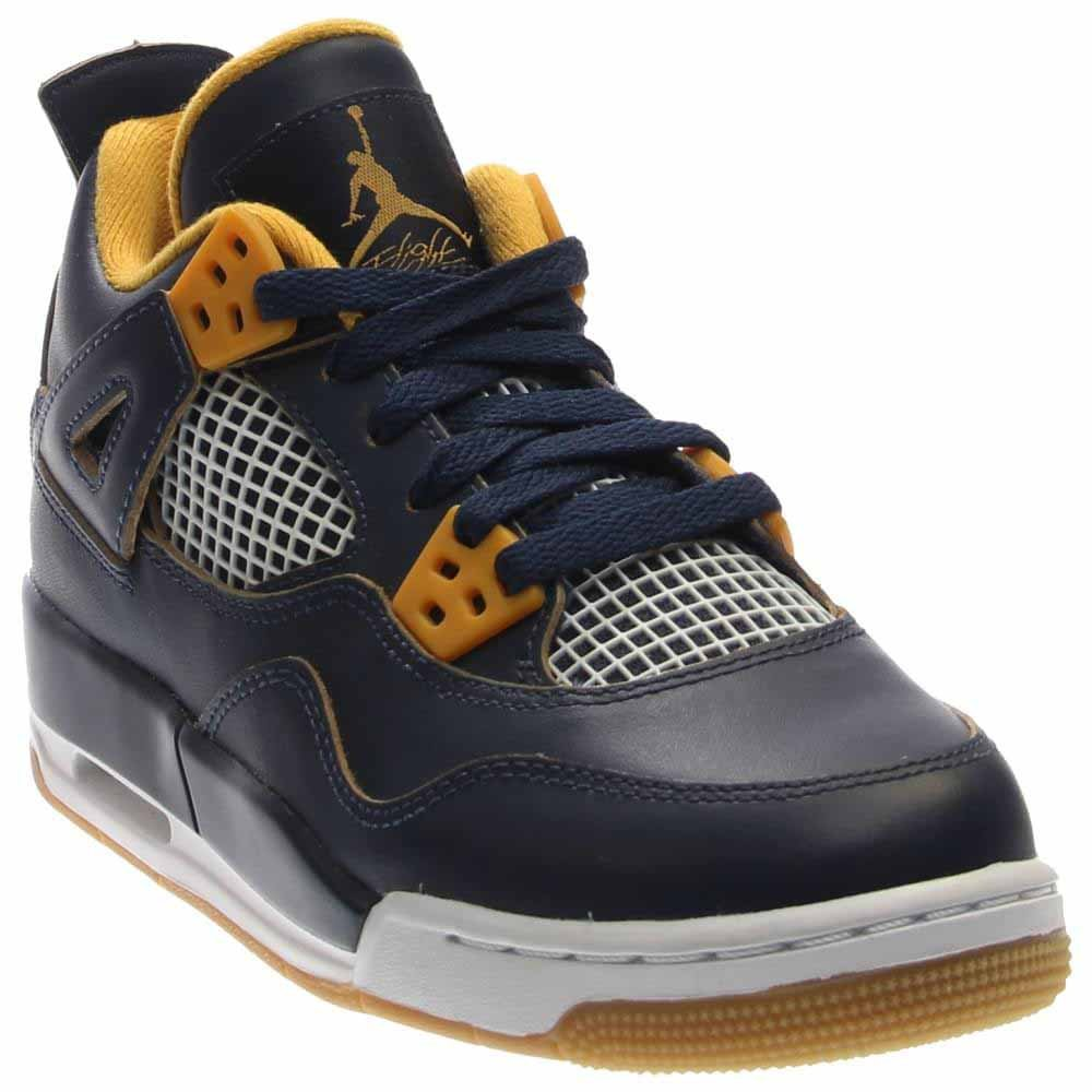 Jordan Boys 4 Retro Bg 408452-425 Hi-Top Trainers