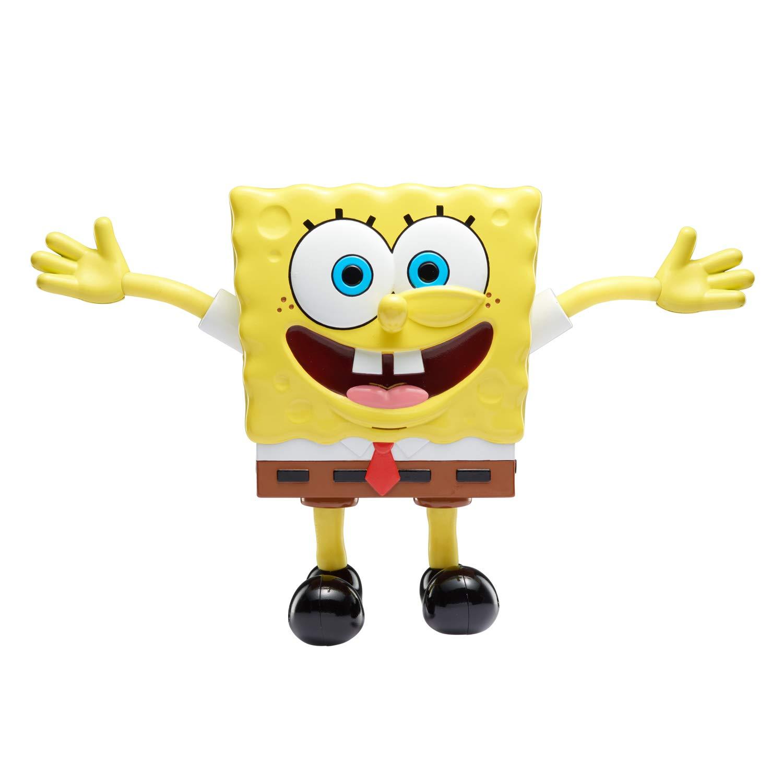 SpongeBob SquarePants, Stretchpants Figure, Stretchable, +30 Wacky Sounds