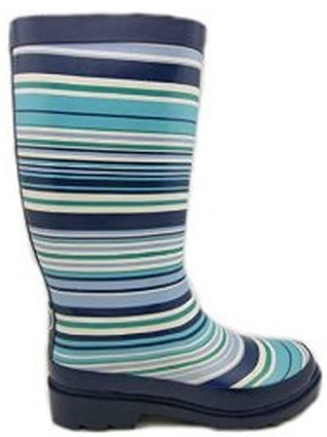 1.4.3 Girl Raffle Womens Rain Boot