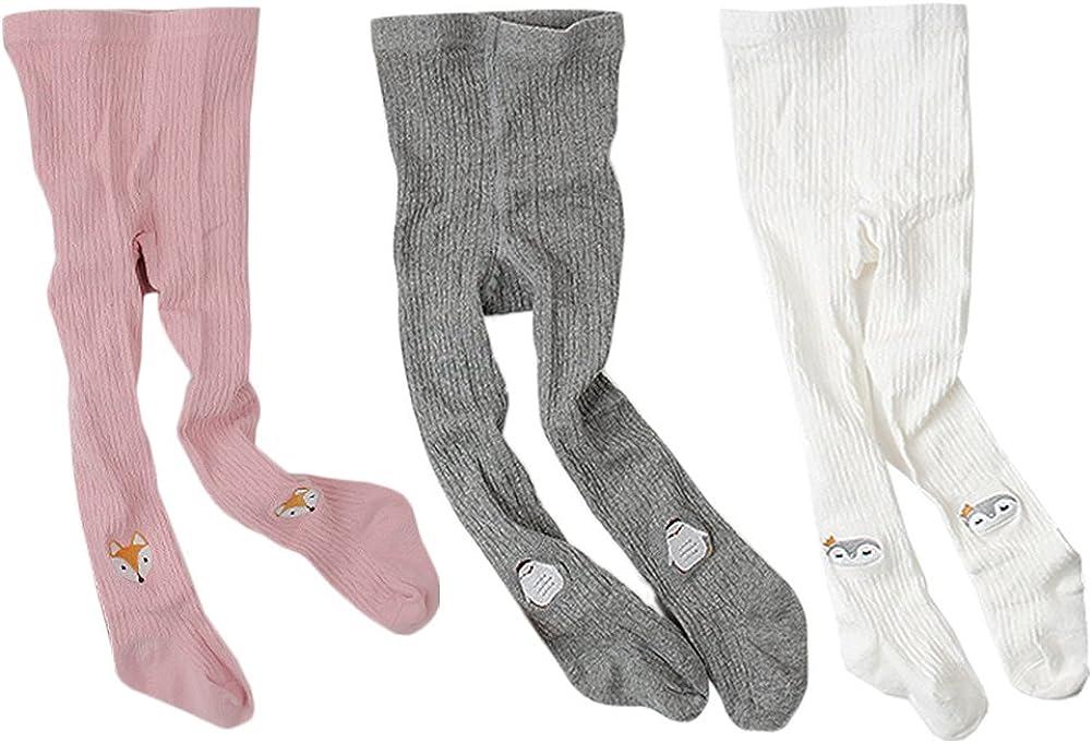 Sunward Baby Girls Leggings Essential Soft Cotton Autumn Winter Tights Pants