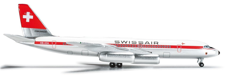 Comercio internacional Herpa Wings 1/500 CV-990 de Swissair (japn importacin)