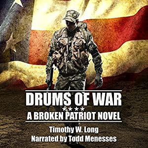Drums of War Audiobook