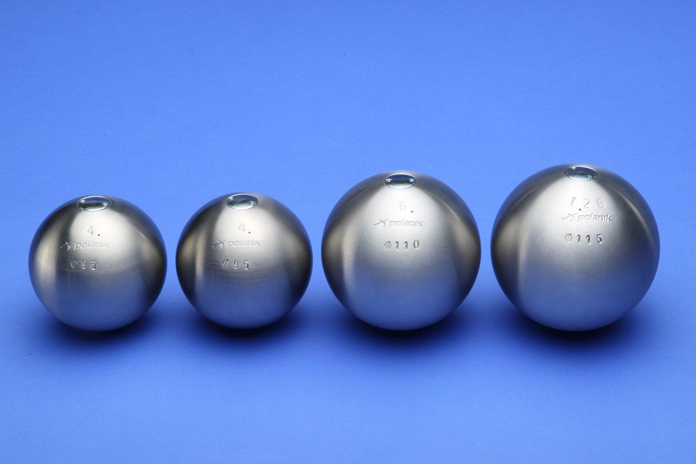世界的に POLANIK KG CompetitionステンレススチールショットPK 3.00 KG – 4.00 kg KG – 5.00 - KG – 6.00 KG – 7.26 KG B01NANMBHQ 6.00 kg - 105 mm 6.00 kg - 105 mm, クルマ生活:5164ae4e --- svecha37.ru