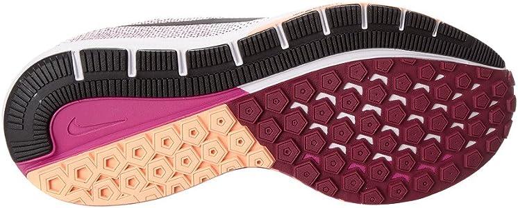 Nike Wmns Air Zoom Structure 20, Zapatillas de Running para Mujer, Blanco (White/True Berry/Sunset Glow/Black), 38 EU: Amazon.es: Zapatos y complementos
