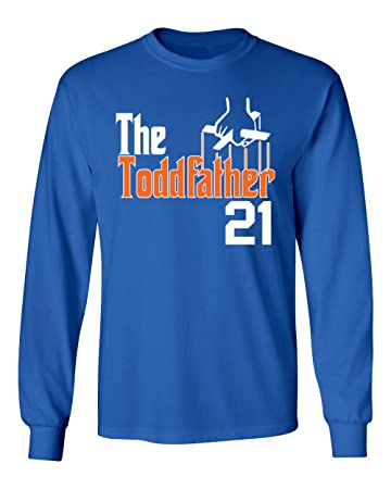 the best attitude b1ad8 3568d Amazon.com: BTA Apparel Frazier The Toddfather New York ...