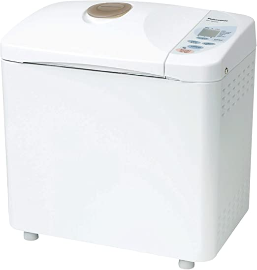 Panasonic SD-YD250 Automatic Bread Maker with Yeast Dispenser, White