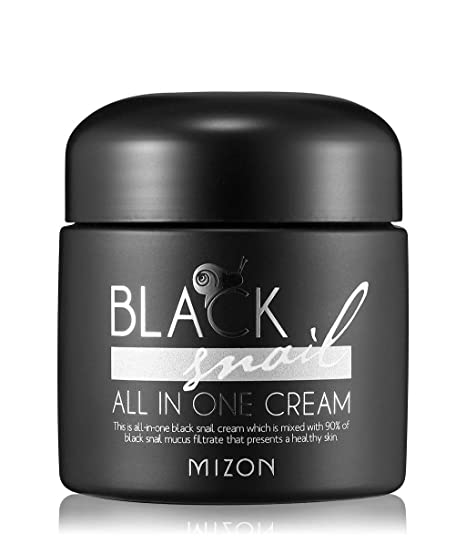 Mizon Black Snail All In One Cream 75ml Best Korean