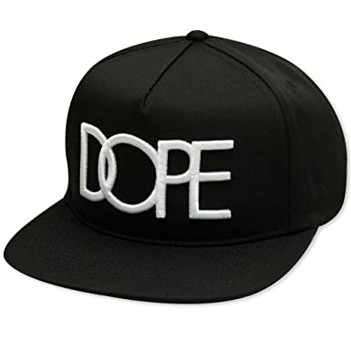 f98e39c5d0424 Image Unavailable. Image not available for. Color  Dope Couture Classic  Logo Snapback Black