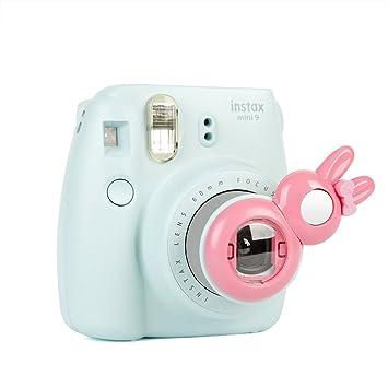 Annle Instax Primer Plano Espejo Selfie para Fujifilm Instax Mini KT/Mini 8/8
