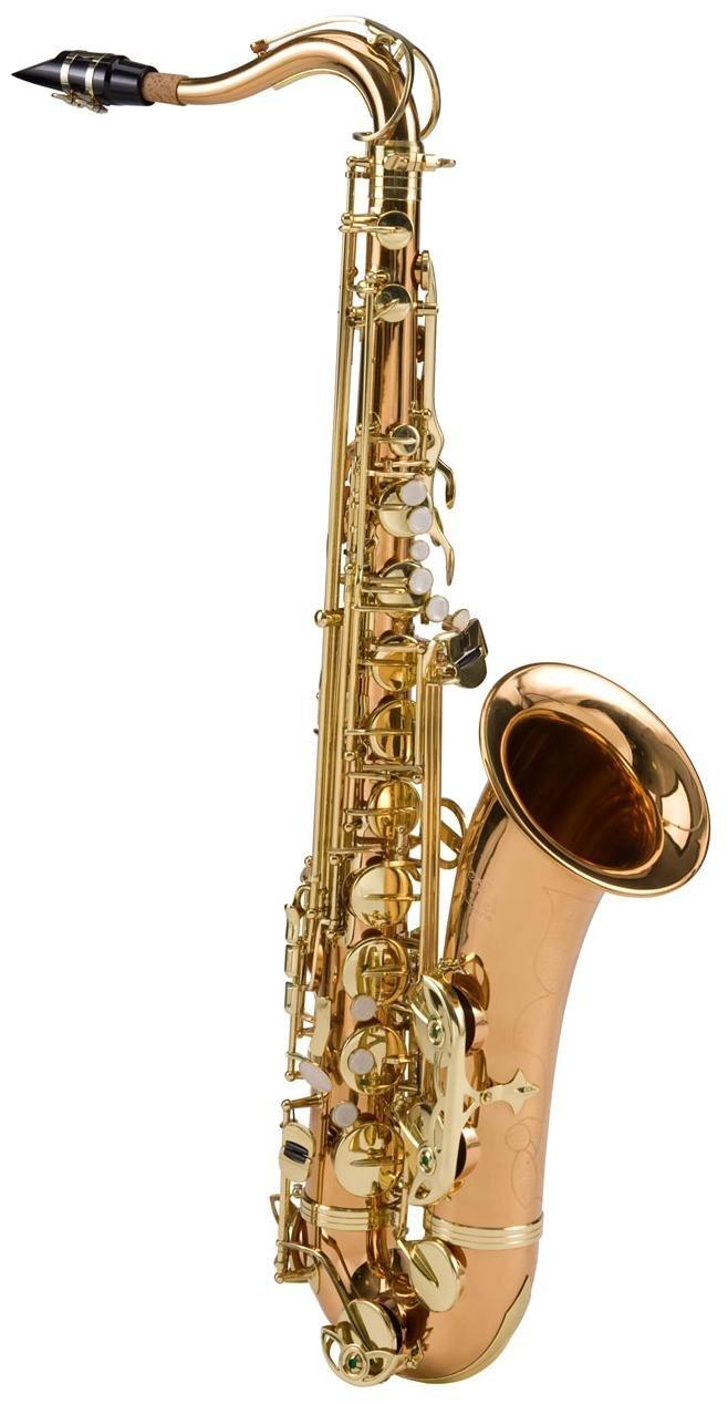 Ravel RTS302RB Paris Series Professional Tenor Saxophone - Rose Brass