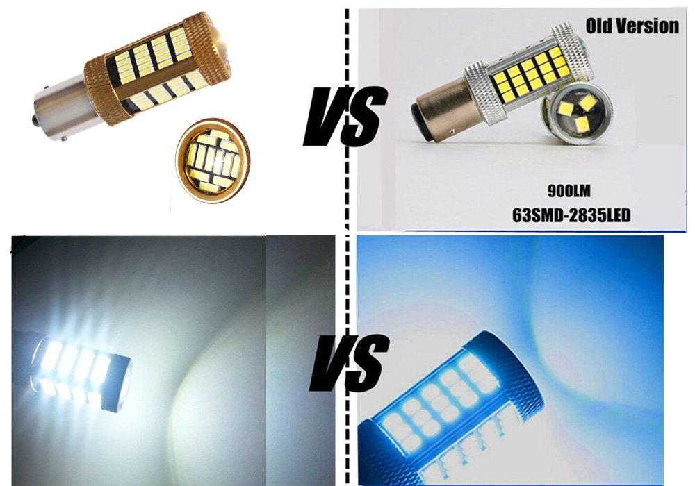 Superb Right 1200/l/úmenes 2/x 92/de BT de Chipsets 1156/7506/1003/1141/1073/BA15S 1095/1073/Bombillas LED con proyector de interior RV Camper Xenon Blanco 6000/K