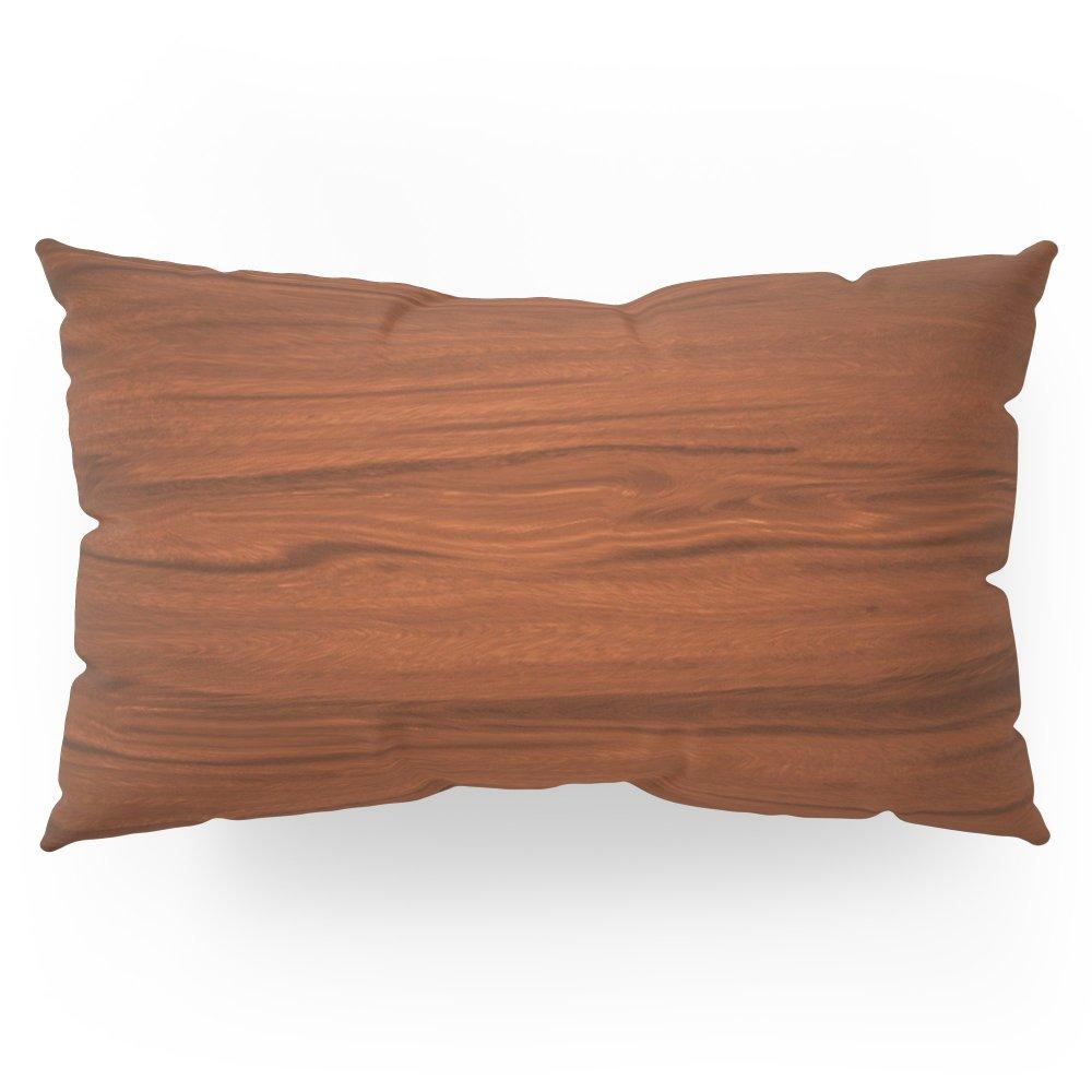Society6 WOOD Pillow Sham King (20'' x 36'') Set of 2