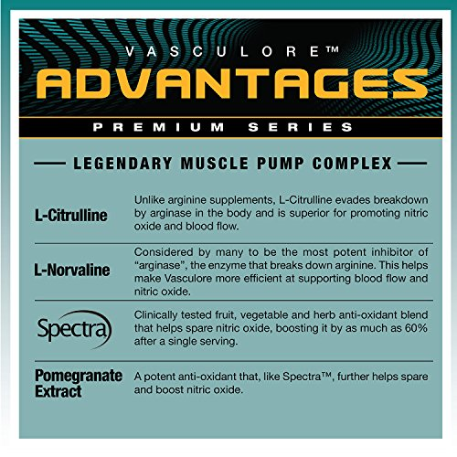 MHP, Vasculore Legendary Pump Enhancer
