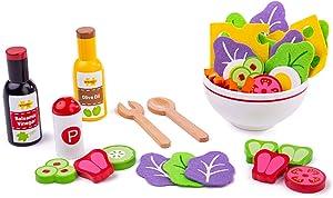 Bigjigs Toys Salad Set