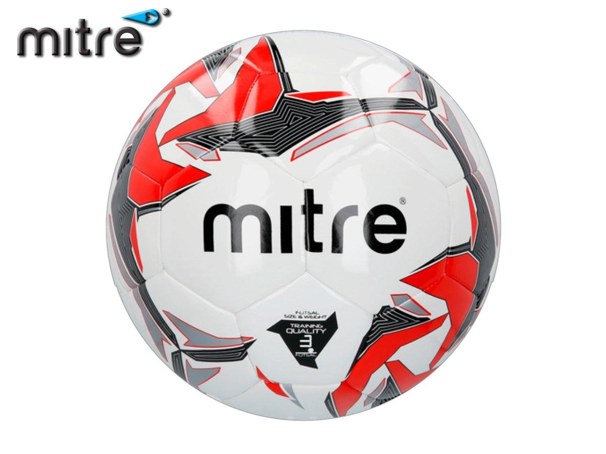 Mitre Futsal Tempest II - Balón de entrenamiento (talla 3): Amazon ...