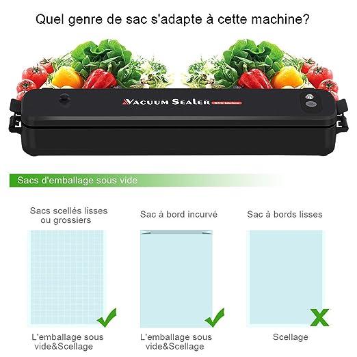 Máquina al vacío, al vacío sistema automático de embalaje ...
