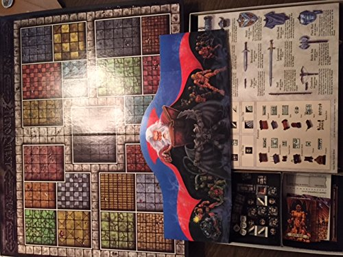 HeroQuest Game System by Milton Bradley