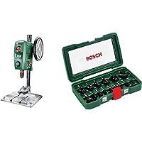 Bosch PBD 40 - Taladro de columna (710 W, caja de cartón) + Bosch 2607019469 - Pack…