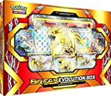 Pokémon Cards POK17BEARCABX TCG: Break Evolution Box Featuring Arcanine
