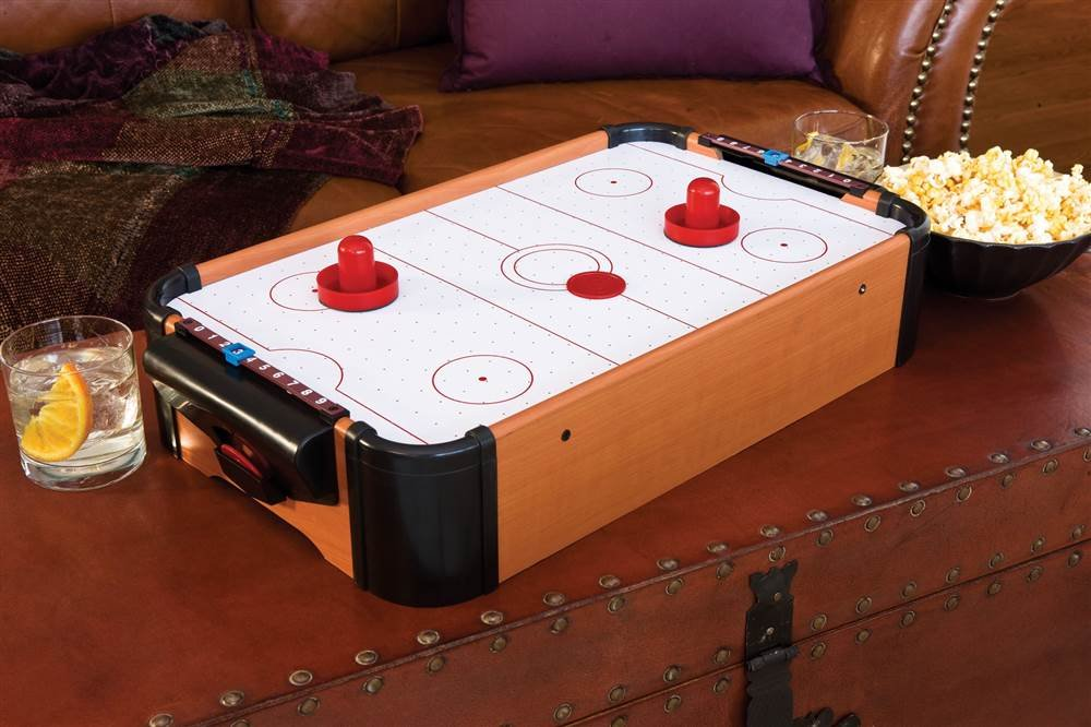 Mainstreet Classics 22-Inch Table Top Air Hockey Game
