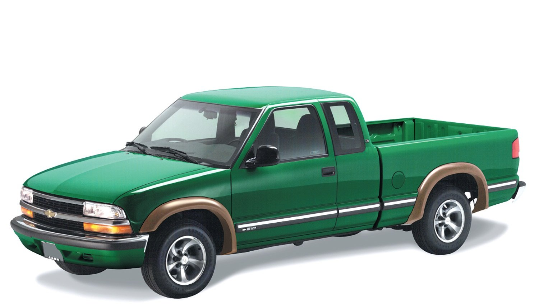 Blazer chevy blazer 2002 : Amazon.com: Bushwacker 41907-11 Chevrolet Extend-A-Fender Flare ...