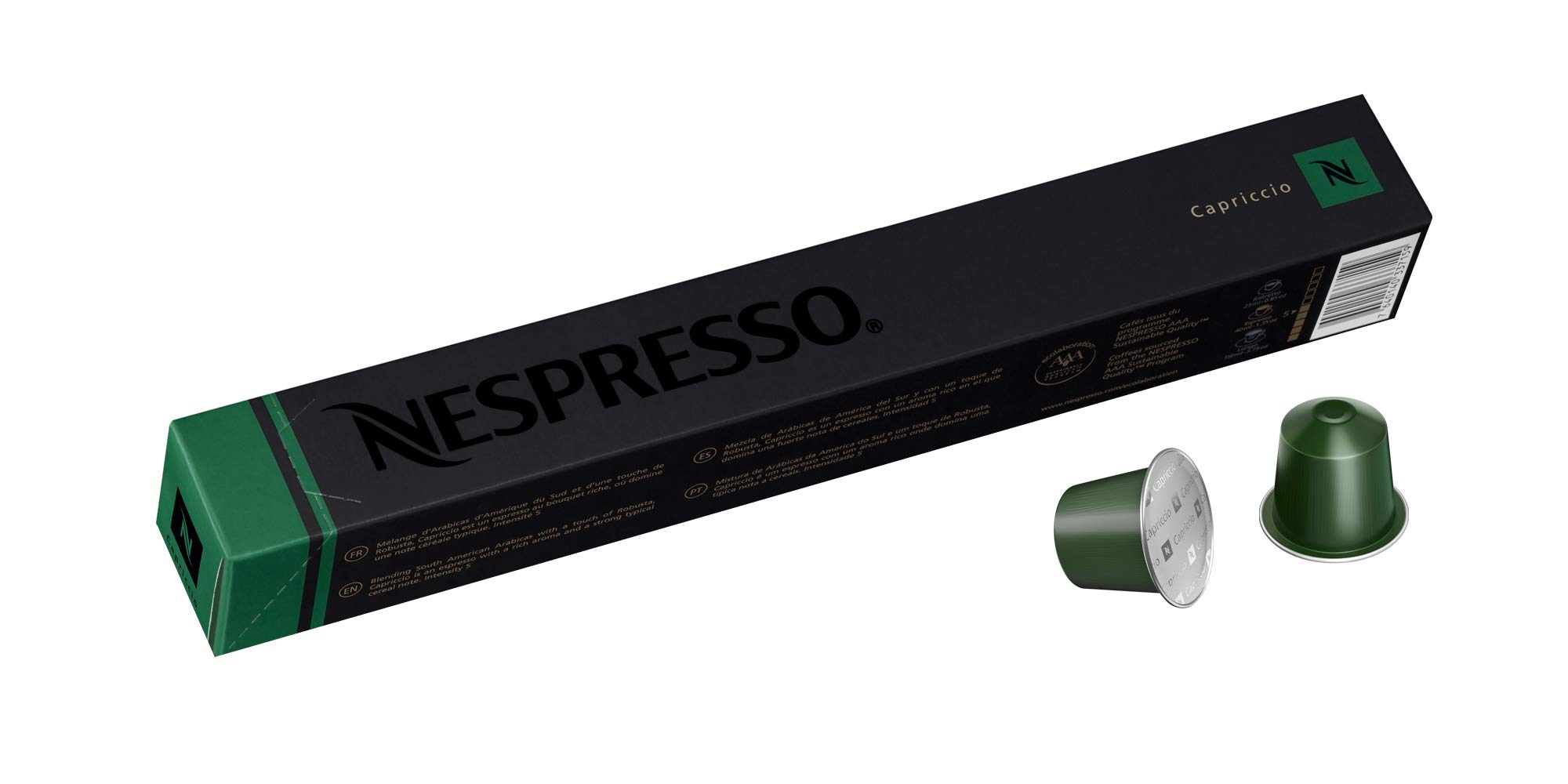 Nespresso Variety Pack Capsules, 50 Count by Nespresso (Image #2)
