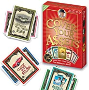 Grandpa Beck's Cover Your Assets Card Game | Fun Family-Friendly Set-Collecting Game | Enjoyed by Kids, Teens,