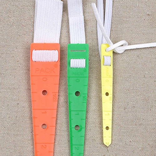Colorful Craft Tool Home Elastic Sewing Helper Threaders Wear Band String
