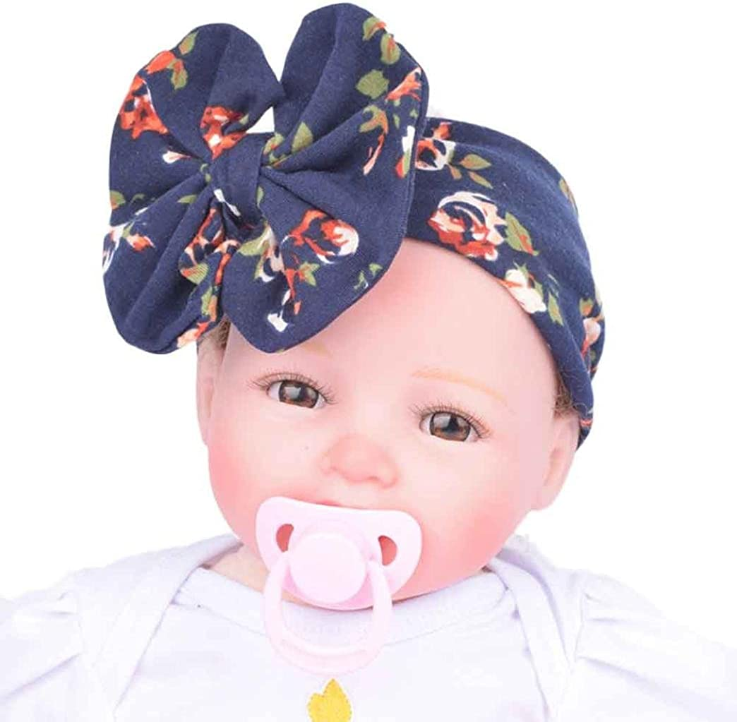 Baby Girls Headbands Bow knot Baby Head Wraps BIanfant Headbands Flower