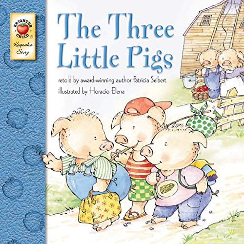 The Three Little Pigs (Full Story Of The Three Little Pigs)