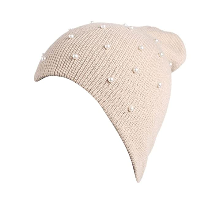 b65801932e0 Amazon.com  Jushye Clearance Women Knit Hat