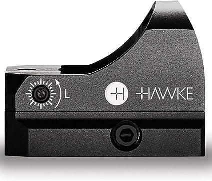 Hawke Micro Reflex Red Dot Sight Ultra Compact Weaver Base 3 MOA 12135