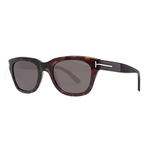 Amazon.com: Tom Ford Snowdon FT0237 Gafas de sol: Tom Ford ...