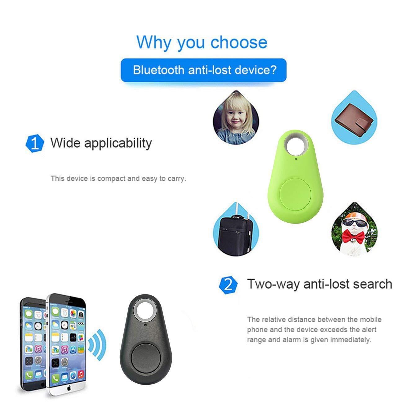 Amazon.com: Localizador de llaves inteligente, Bluetooth ...